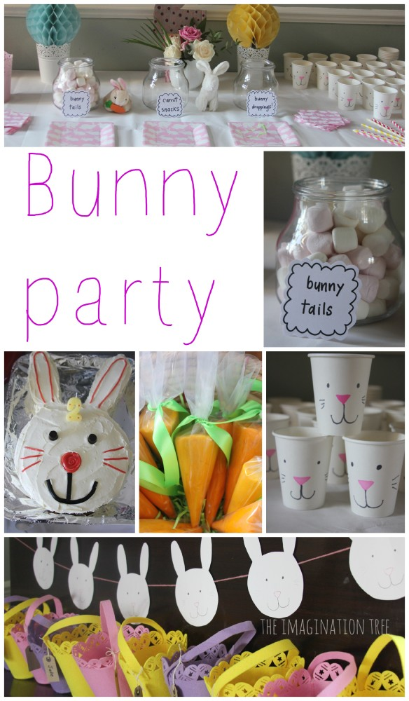 Bunny Birthday Party