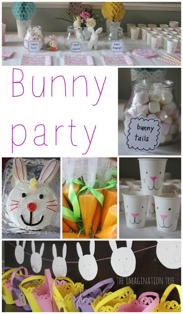 Bunny Birthday Party