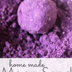 Home Made Moon Sand Recipe