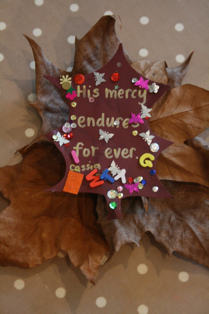 Bible Memory Verses