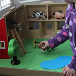 30 Days to Hands on Play Challenge: Small World Play