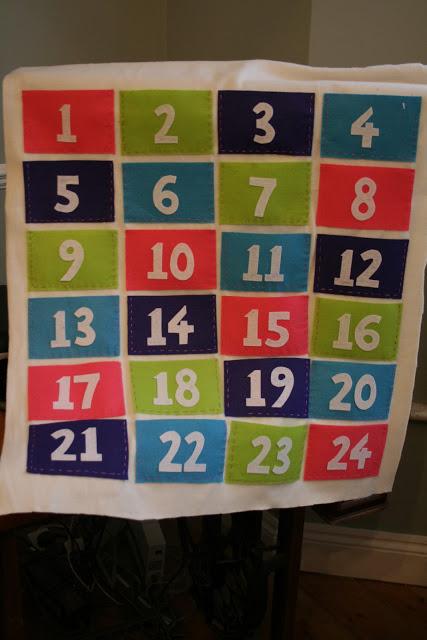 Finally…an Advent Calendar!