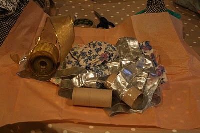 Discovery Box 4: Ribbons and Material