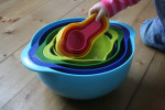 Baby Play: Nesting Bowls