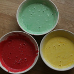 Home Made Runny Paint (non-edible!)