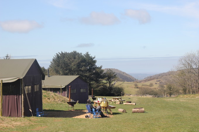 Featherdown Farm Glamping Holiday Review