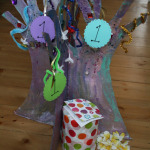 A Birthday Tree!