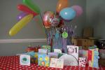 A Rainbow 1st Birthday!