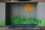Duck Pond Story Box