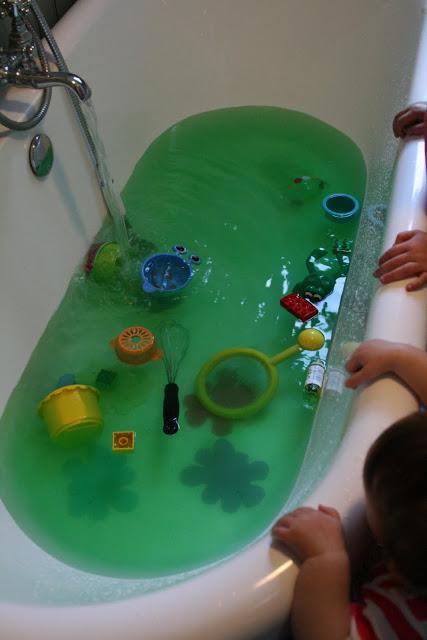 Multi-Sensory Bath Times!