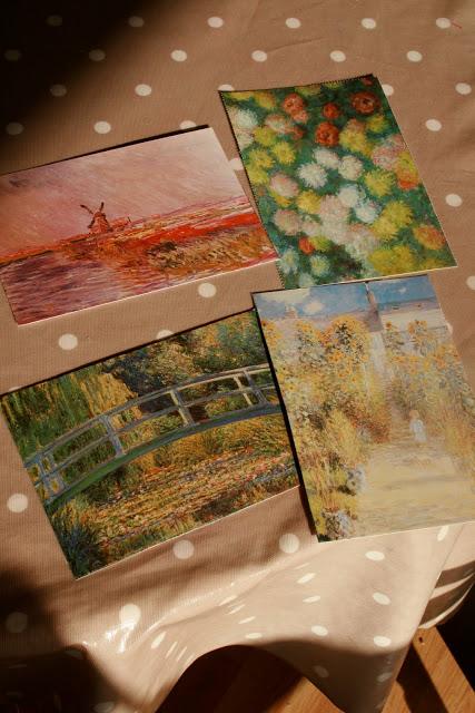 Postcard Puzzles