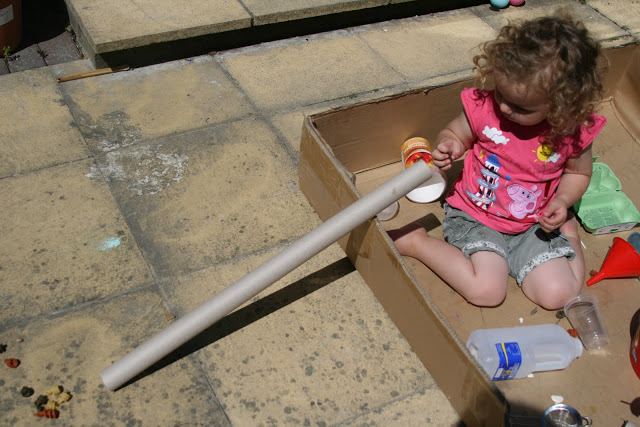 Discovery Box 10: Tubes, Tape and Beans