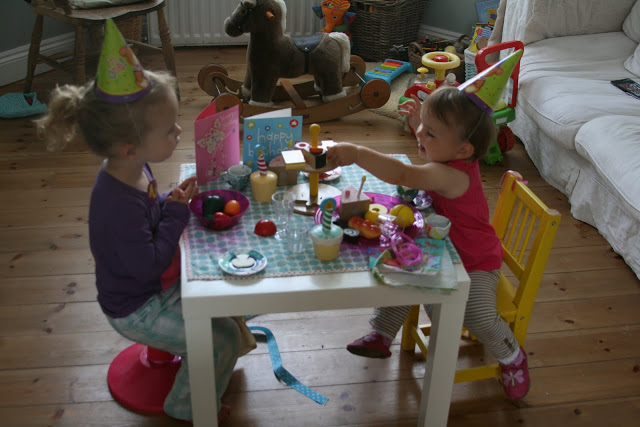 Role Play Birthday Parties - The Imagination Tree
