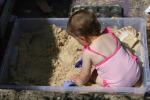 DIY Sand Box