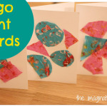 Lego Print Thank You Cards for Kids
