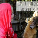 Little Red Riding Hood Storytelling Dramatic Play