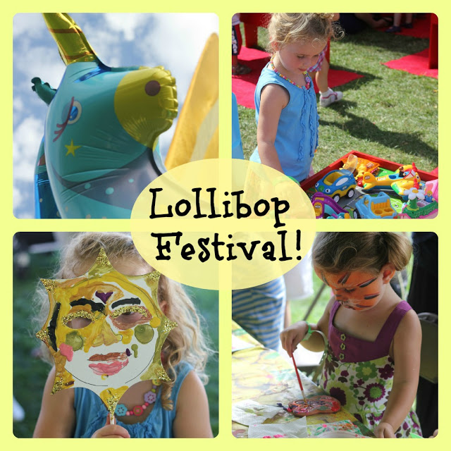 Fun at the Lollibop Festival!