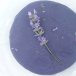 Lavender Play Dough Recipe