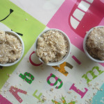 Porridge Oats Playdough!