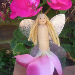 DIY: Clothes Peg Fairies