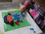 Hama Beads and a lovely new sponsor!