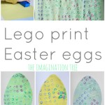 Lego Duplo Print Easter Egg Cards