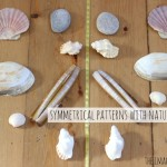 Symmetrical Pattern Making with Natural Materials