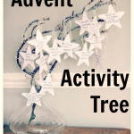Advent Activity Tree!