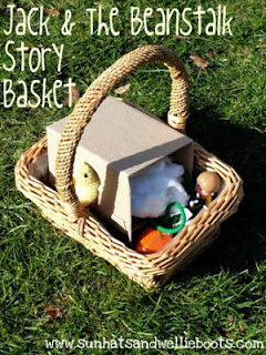 It's Playtime! Story Telling Ideas!