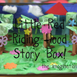Little Red Riding Hood Story Box