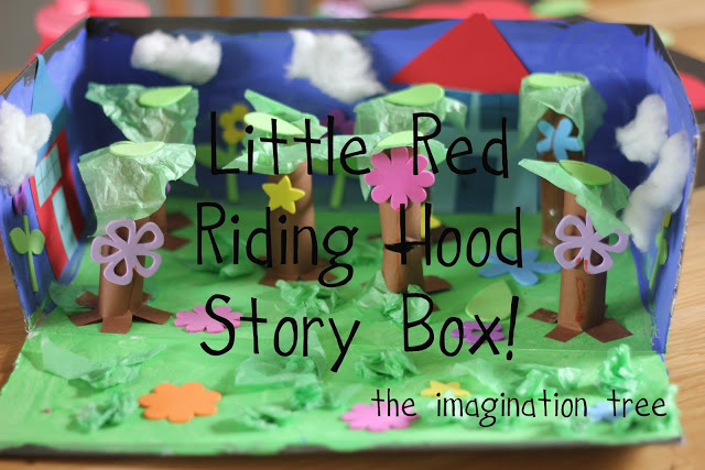 Little red riding hood story porn tube-3285