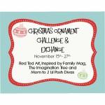 Christmas Ornament Exchange!