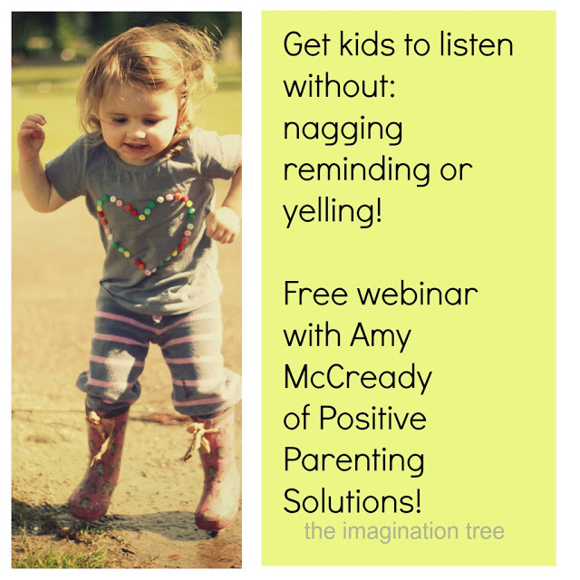Get Kids to Listen Without Nagging, Reminding or Yelling