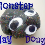 Monster Play Dough!