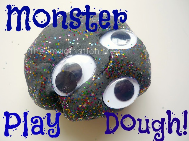 Monster Play Dough!
