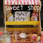 Play Dough Sweet Shop!