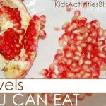 Edible Jewels Sensory Play!