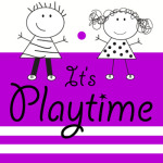 It's Playtime [12]: Messy Play!