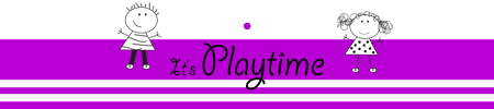 It's Playtime [6] Creative Fun!