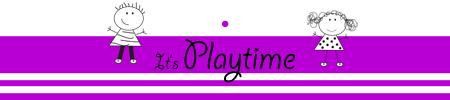 It's Playtime [6] Creative Fun!
