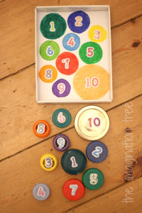 Playful maths activities for kids