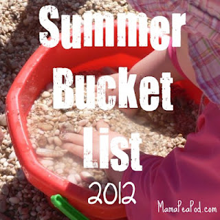 Ideas for Summer Time Fun for Kids on It's Playtime!