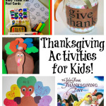 Thanksgiving and Gratitude Activities for Kids [It's Playtime!]