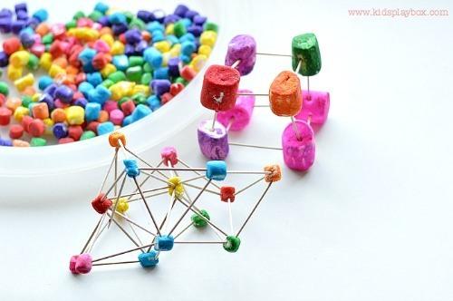 rainbow structures