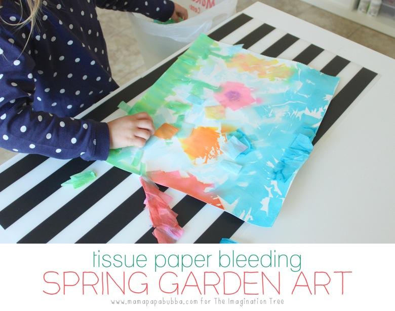 Spring Garden Art Pinnable Image 1