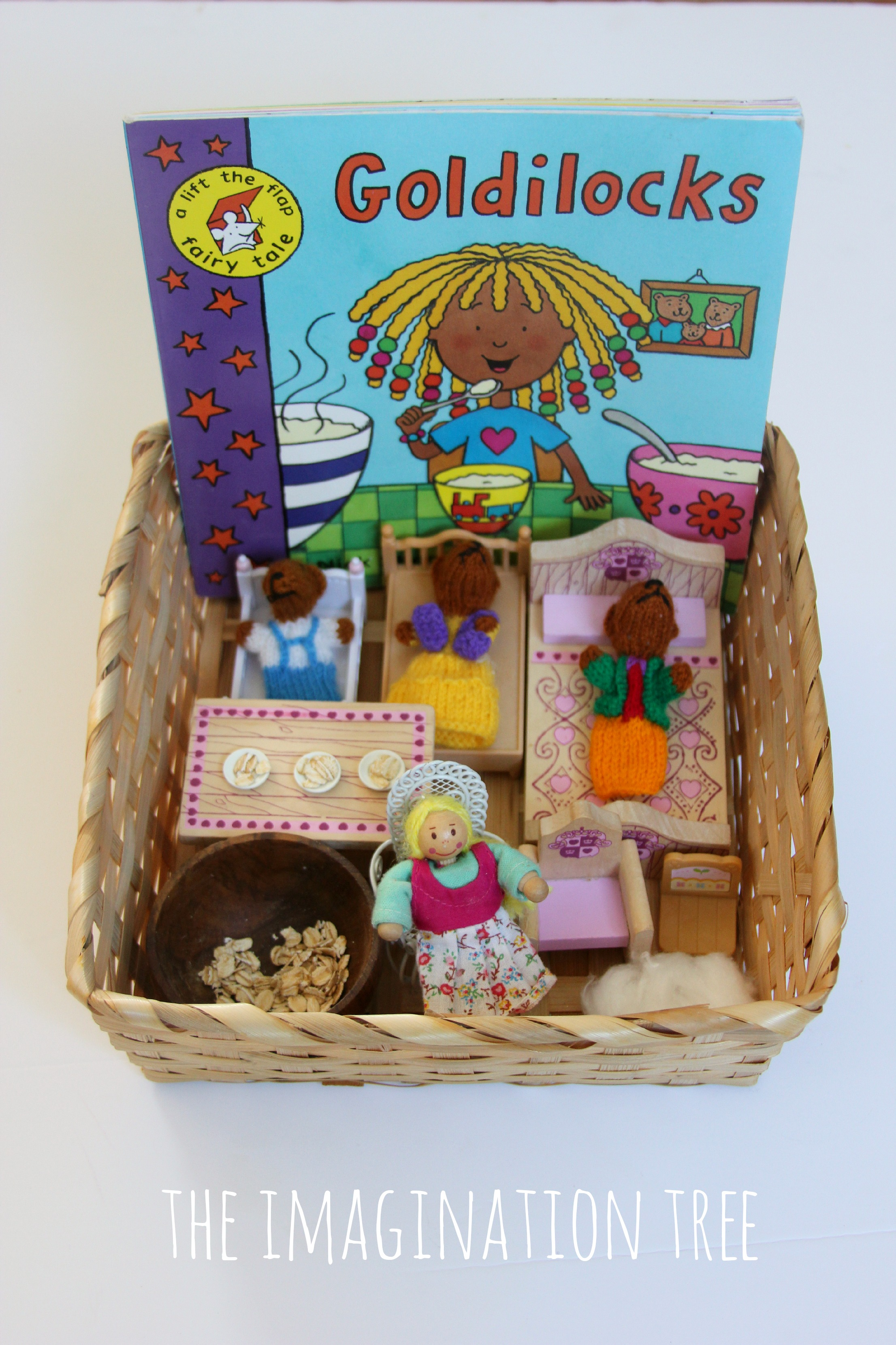 A basket for toys with their own hands: a master class 37
