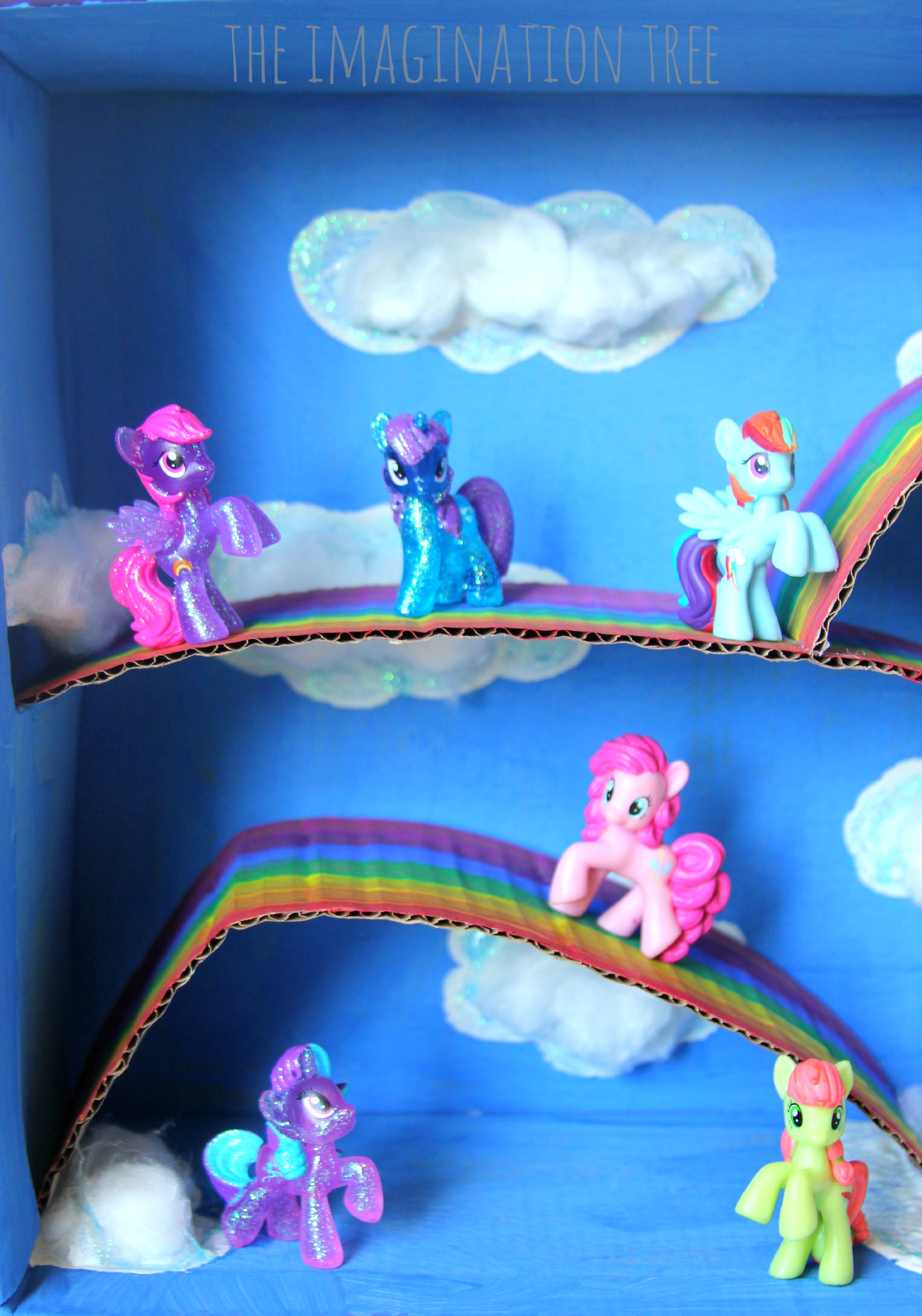 Watch How to Build My Little Pony Characters Inside Minecraft video