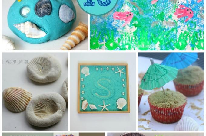 15 ocean themed activities for kids
