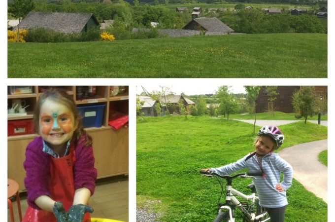A review of Bluestone Wales holiday resort