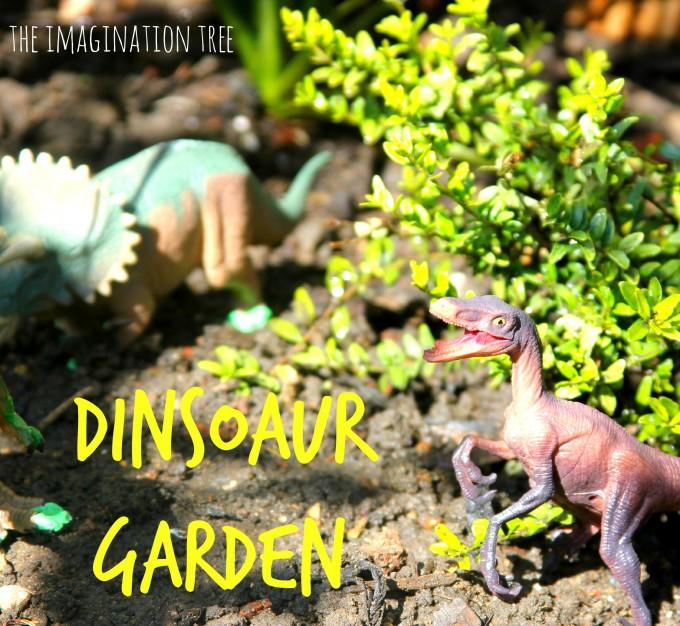Dinosaur garden FB